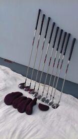 Ladies/teenagers complete golf club set
