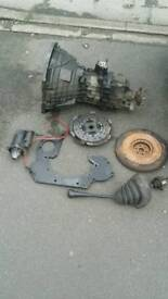 Ford transit pinto 2.0 5 speed gearbox
