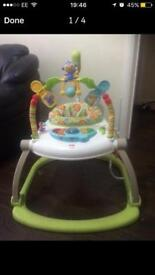 Fisher price Jumperoo £35or nearst offer