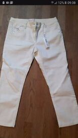 Girls Next cropped jeans 16yrs (NEW)