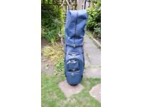 Ping Frontier golf bag with Ping Karsten1 clubs ideal for beginner
