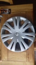 Citroen c4 wheel trim