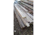 Hardwood Beams -New and Used