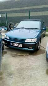 Peugeot 306 cabriolet parts