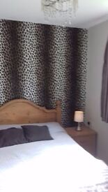 Fully furnished double room to rent £75 inc of bills