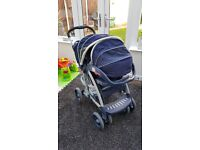 GRACO TRAVEL SYSTEM GREAT CONDITION (from birth to 4 years)