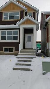 3 Bedroom New House - Leduc - 1st mth. rent free + $300 more!!