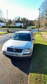VW Passat Estate for spares or repairs