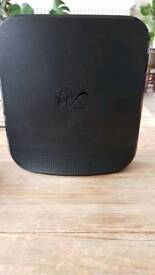 Virgin media router