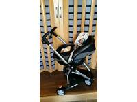 Maxi Cosi Pebble Car Seat and Quinny Stroller Package Available for Quick Sale
