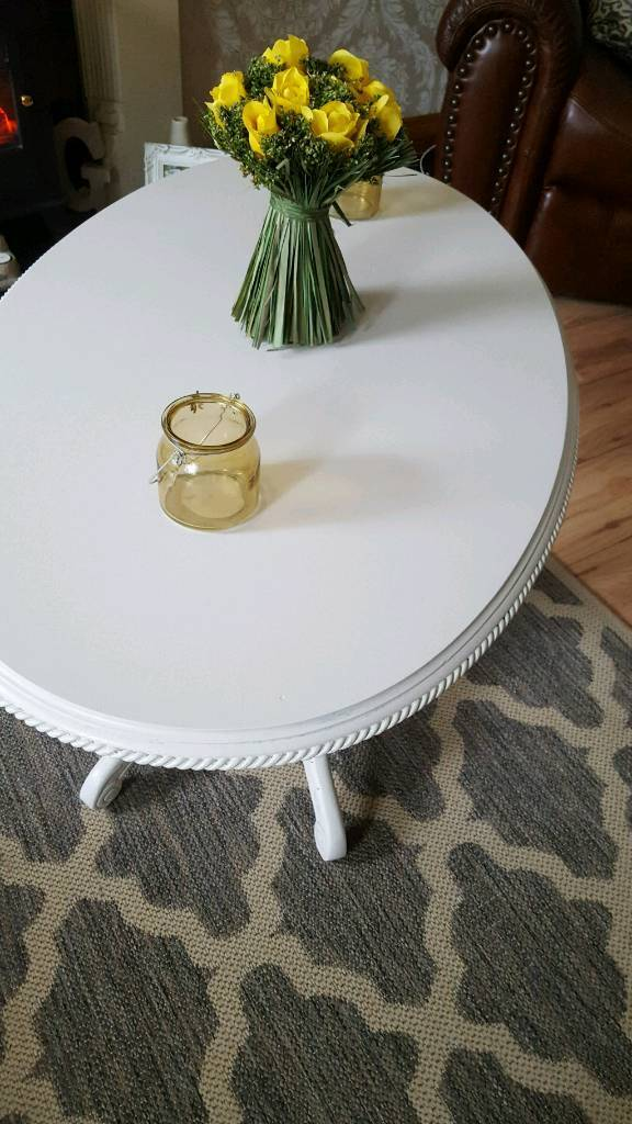 French style coffee table heavy SOLID piece of furniture great conditionin Lisburn, County AntrimGumtree - Beautiful French style coffee table Great condition Look great in any home Selling for only £55ovno BARGAIN