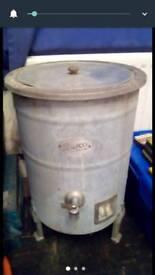 Old vintage burco boiler 10 gallons