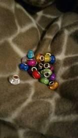 Glass Charms/Beads