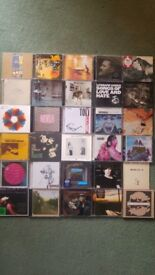 Job lot of 130 CDs: Mostly US & UK indie & singer-songwriter + comps