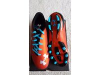 Under Armour FG Blur Flash III boots in a UK 5.5 NEW IN BOX