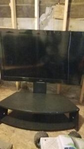 42 inch Seiko TV with Stand $250 OBO