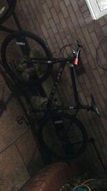 Carrera Subway 1 hardtail bike
