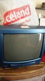 TV with free view box