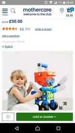 Age 3+ ELC Build it starter set construction toy