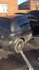 Renault Clio 1.2 SWAP