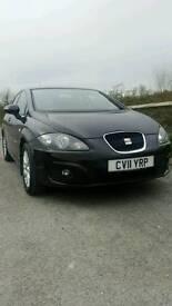 2011 Seat leon copa SE 1.6 diesel £20 tax 12 months MOT