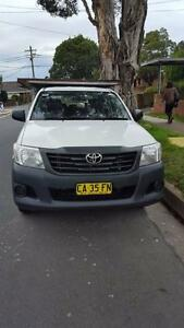 2012 Toyota Hilux Ute Phillip Bay Eastern Suburbs Preview