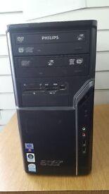 Acer Aspire M1610, Pentium Dual, 1.60 GHz, 4GB RAM, 160GB HDD, Office, Wifi
