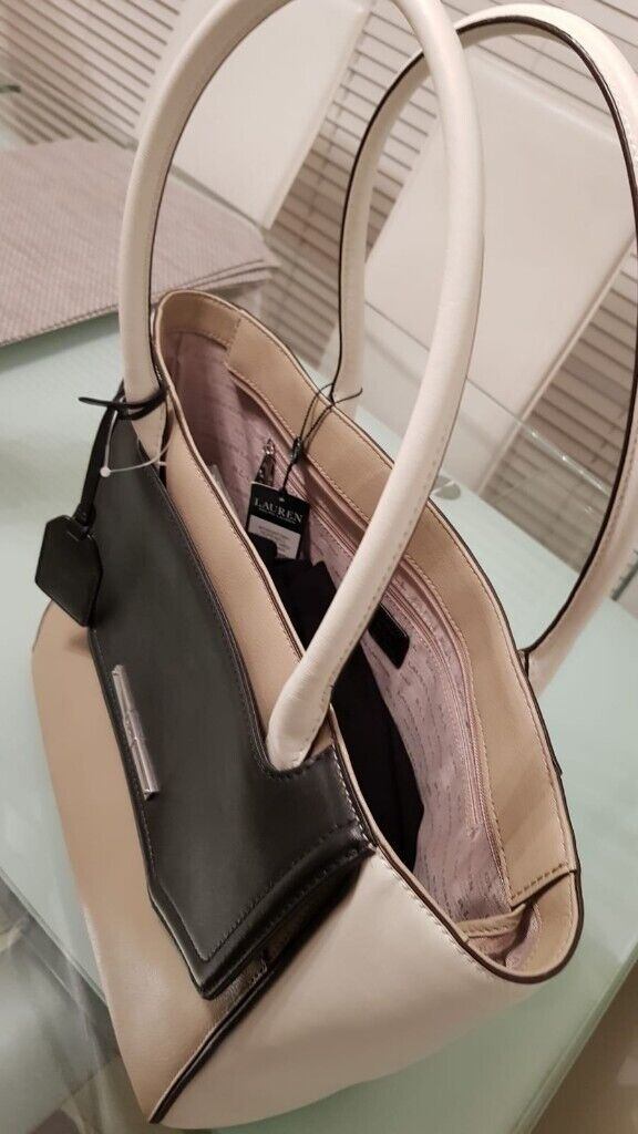 8146be391098 Brand New Ralph Lauren Hopewell Tote Bag. Enfield ...