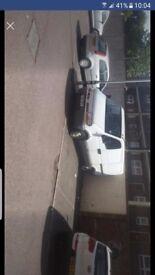 Clean renault master van**