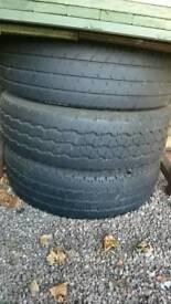 Ford transit van tyres