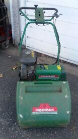 Ransomes lawnmower kubota engine
