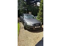 Audi A6 2005 matt grey 2.0 tdi