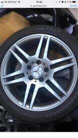 Mercedes amg r17