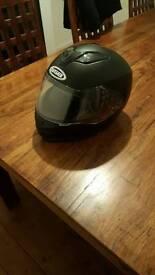 Motorbike helmet size M
