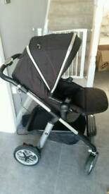 Silver cross pioneer pram plus accessories