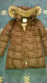 H&M kids Brown jacket 11-12 years old.