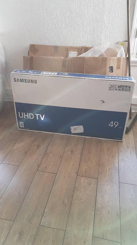 Samsung 49 UHDTV brand new