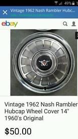 American hubcaps