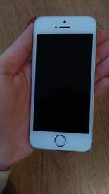 iPhone se rose gold (16gb)