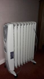 2KW OIL FREE RADIATOR WITH TIMER