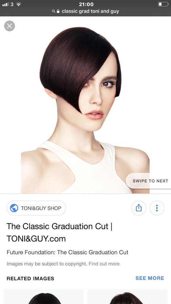 Free Haircut Toni And Guy Academy London In West End London Gumtree