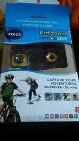 Kiddie zoom action cam available