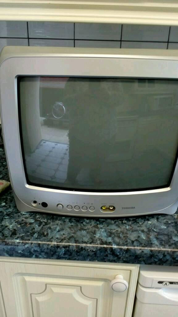 Portable toshiba television | in Longsight, Manchester | Gumtree