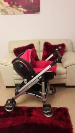 LOOLA Pram and Car creatisFix and Confort Carrycot