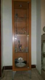 Display cabinets (x2)