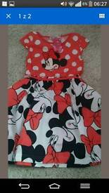 Micki mouse dress NEW 6~7 years