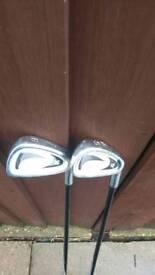Junior golf irons