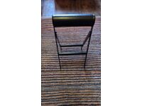Very Rare Collectors IKEA SPÄNST STEEL Chair designed by CHRIS STAMP NWIB