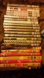 Sealed dvds £1 each