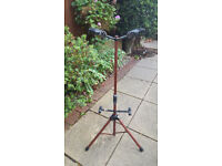 Hercules Double Guitar Stand